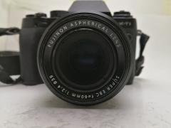 富士60 2.4 微距镜头 微单镜头