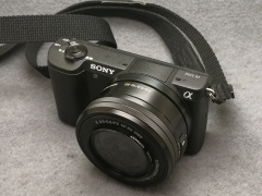 索尼A5100微单套机16-50镜头