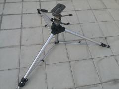 曼富图075重型脚架+ 捷信 大画幅云台