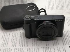 索尼 HX90V 数码相机 GPS版《黑卡老表》