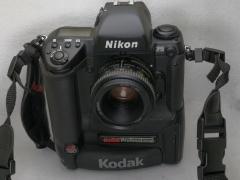 柯达DCS 760 数码单反(情怀 收藏)