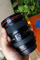 佳能全幅红环17-40 f4镜头