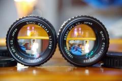 """顶级镜头顶级成色,宾得K50 1.2""""夜之眼""""出没【二选一】"""
