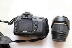 极品成色尼康D80 带腾龙18-250镜头