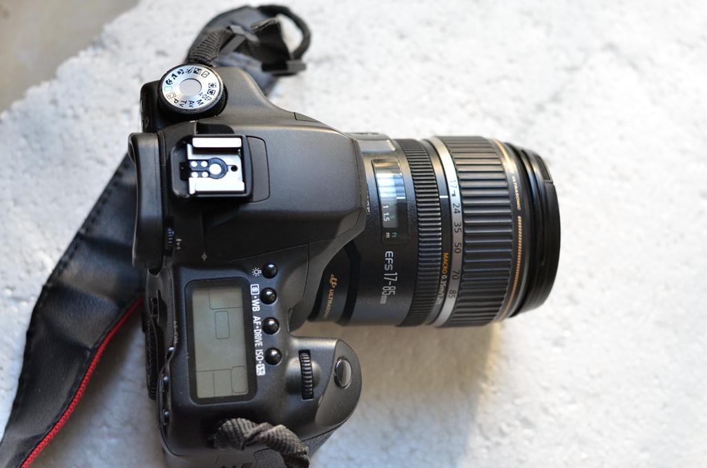 佳能50D 带17-85 is usm镜头 成色很新  1188包邮
