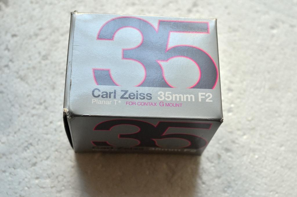 收藏品,康泰时g35 F2 蔡司镜头  3688元包邮