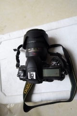 收藏级别尼康D200带24-120vr镜头,爆新,天价2888包邮