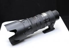 尼康AF-S 70-200/2.8G一代防抖VR小竹炮全幅镜头