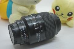 尼康 NIKON 105MM F2.8d 专业微距镜头 自动口