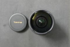 图丽TOKINA 10-17 3.5-4.5 DX 鱼眼镜头