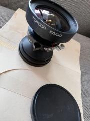 TOPCOR LF  90/5.6大画幅镜头