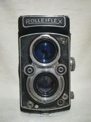 禄莱ROLLEIFLEX双反相机