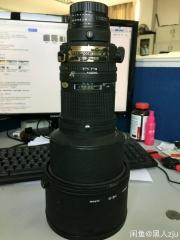 尼康 AF 300mm F2.8 ED 一代无马达 4800元