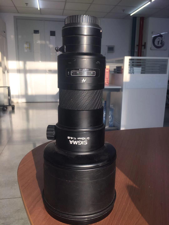 适马 ZEN AF 500mm f4.5 佳能口定焦 兼容数码