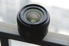 8成新尼康定焦24/2.8D镜头