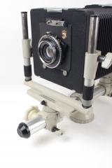 林哈夫 Linhof Colour45S单轨大画幅相机带施耐德150 5.6镜头 2800元