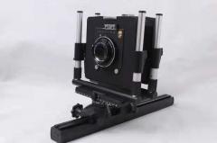 林哈夫 Super Colour45S单轨大画幅相机 2800元