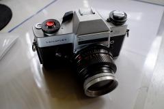 徕卡 leicaFlex SL 胶片机+r35 2.8 3360包非偏远