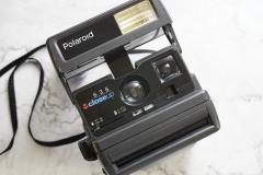 Polaroid 宝丽来 636 一次成像 拍立得