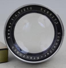 Schneider  Xenar 210F4.5