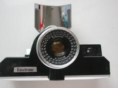 相机中的异形!日本Petri Fotochrome相机!全包装!