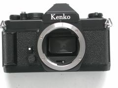 收藏品:中国凤凰为日本定制的Kenko KF-3YC单反相机机身!