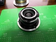 【出售闲置】古董 蔡司 zeiss protar 134mm F9