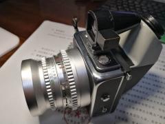 【出售闲置】哈苏 hasselblad SWC + 原厂对焦屏 +取景器