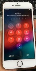 官换回来的IPHONE8金色保修到明年9月256G