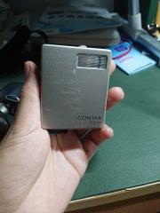 CONTAX TLA-140 康泰时G1可用闪光灯 支持TTL