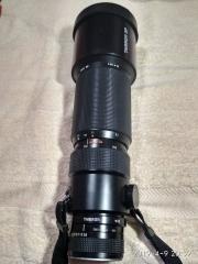 腾龙SP200-500/5.6手动镜头
