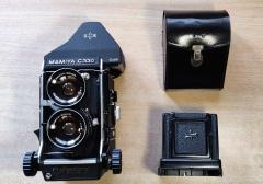 Mamiya玛米亚C330+55F4.5+CDS 测光顶双反相机
