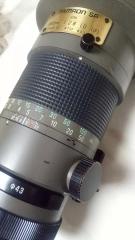 腾龙300-2.8定焦镜头