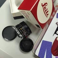 徕卡 Leica R50 2 E55 三刀版 带盒子