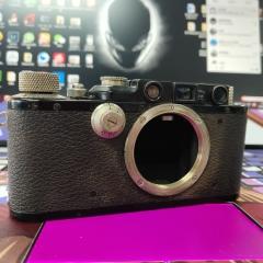 徕卡 Leica III型 黑漆 机身 L39口