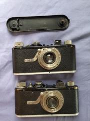 徕卡 leica ia 50 3.5镜头原始机型