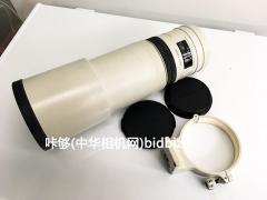 Mamiya 玛米亚 飞思 M645 AF 300mm 4.5 APO 自动对焦 中画幅白色长焦镜头