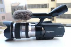 索尼 VG20 18-200 OSS镜头 高清摄录一体机