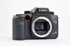 佳能EOS55胶卷相机 宽幅故障 拍摄正常 外观新 请看图