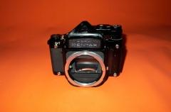 宾得6x7照相机 120画幅单反照相机 200f4定焦镜头