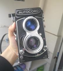 美能达autocord小字版双反+背带 可置换放大机