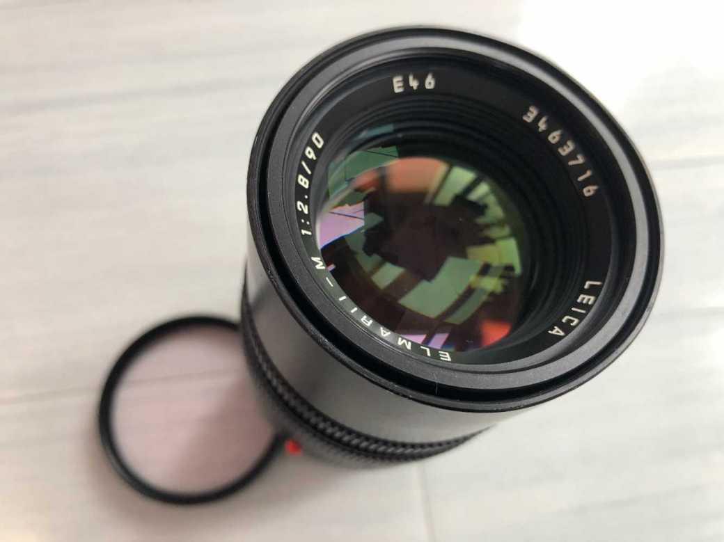 徕卡 Leica M90/2.8 e46 德产现行