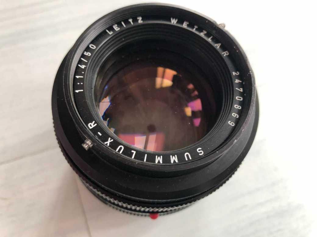 [清货]徕卡 Leica 50/1.4镜头