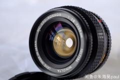 美能达md vfc 24mm f2.8 真天星 收藏成色