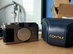 CONTAX G1绿标(带原厂皮包)