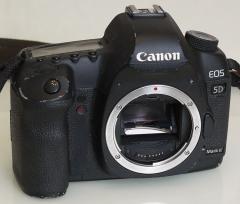 佳能 EOS 5D MARK II 5D2 全画幅数码单反相机 功能正常