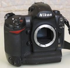 尼康 D3 全画幅数码单反相机 卡槽故障