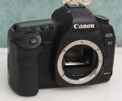佳能 EOS 5D MARK II 5D2 全画幅数码单反相机 不认2G以上卡