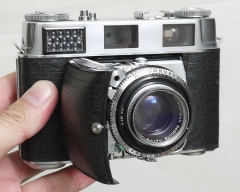 柯达 雷丁娜 Retina III C 胶卷相机