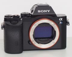 索尼 α7s ILCE-7S 数码微单相机 全画幅